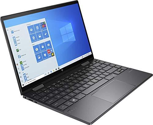 2020 HP Envy x360 2-in-1 Laptop: AMD Ryzen 7 4700U, 16GB RAM, 512GB SSD, 13.3' Full HD IPS 300 nits Touchscreen Display, Windows 10 Professional (Renewed)