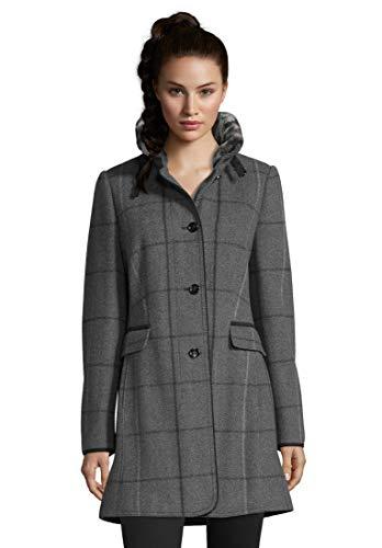 Gil Bret Damen Mailand Jacke, Mehrfarbig (Grey/Black 9891), (Herstellergröße: 40)