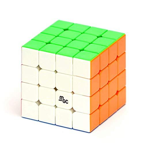 YJ MGC 4X4 M Stickerless Magnetic Speed Cube