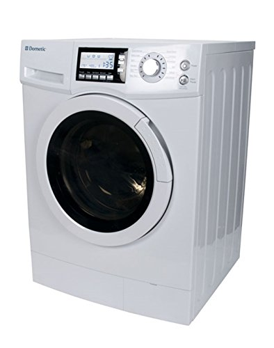 Dometic WDCVLW White Ventless Washer Dryer Combo