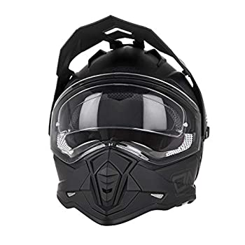 O Neal - 0817-506 unisex-adult full-face style Sierra II Helmet Flat Black XXL  63/64cm