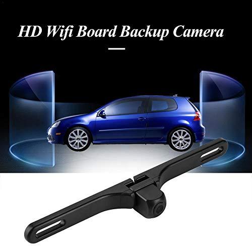 WiFi Rückfahrkamera Einparkhilfe Rückspiegel Wasserdichter Kleiner Driving Recorder für iOS Und Android