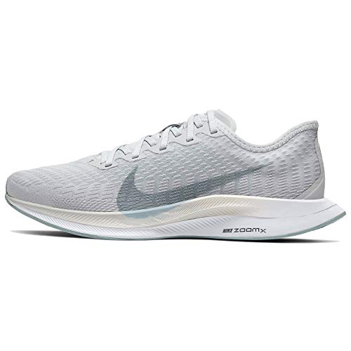 Nike Women's Zoom Pegasus Turbo 2 Running Shoes (Ocean/Grey, Numeric_6_Point_5)