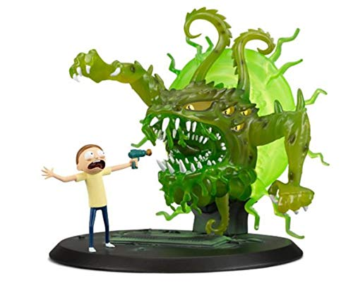 Adult Swim Rick and Morty - Morty Monster Mayhem Figure