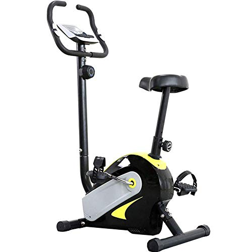 Lowest Prices! LJHHH Indoor Mini Sports Pedal Bicycle,with Ipad Mount and Comfortable Seat Cushion Adjustable Seat on Board Mute Fitness Equipment