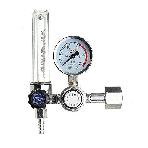 Tutoy 0-25Mpa Mig Durchflussmesser Manometer Gas Argon Ar/Co2 Regulator Schweißnaht