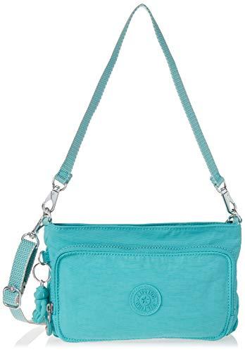 Kipling Myrte Handbag, Seaglass Blue