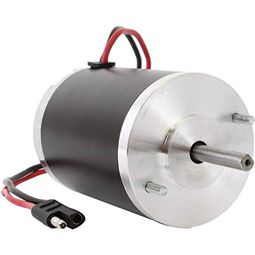 DB Electrical SAB0189 Salt Spreader Motor Compatible with/Replacement for Buyers ATVS15 ATVS 15 Salt Dog /3000966/12 Volt
