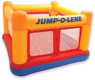 Intex Playhouse Jump-O-Lene, Multi-Colour - 48260NP