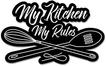 GT Graphics Express My Kitchen My Rules - 5
