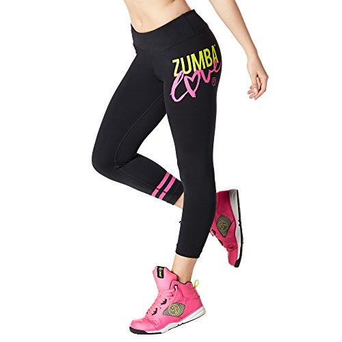 Zumba Fitness Love Crop Leggings...