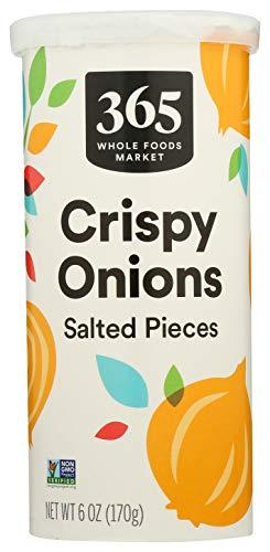 365 Everyday Value, Crispy Onions, 6 oz