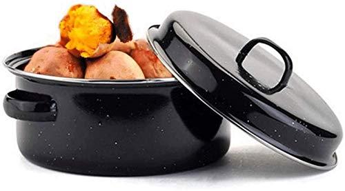 Tragbarer elektrischer Grill, Gegrillter süßer Kartoffelgrill - Hühnerbeingrill-Rack წ für Hühnerbeine oder -flügel წ Hähnchen-Drumstick-Röster für Backofen, Raucher oder Grill , Haushaltsnetze elektr