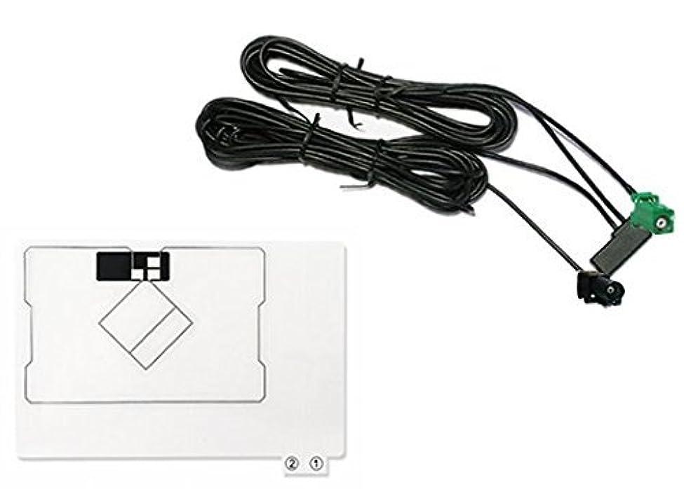 トロイの木馬失望させる郵便番号AVIC-RZ302 対応 GPS一体型 ワンセグ フィルム アンテナ セット ワンセグナビに! 【低価格高品質タイプ】 【カロッツェリア】