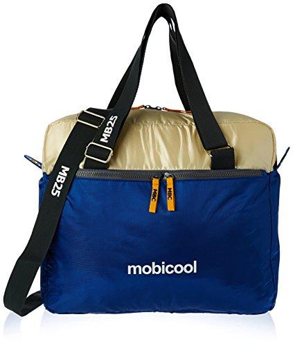 Mobicool MB25, draagbare thermo-elektrische koeltas, 23 liter, 12 V, koeling tot 15 °C onder de omgevingstemperatuur voor auto, winkelen en picknick