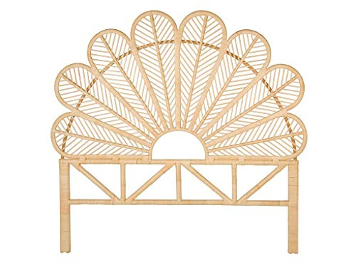 KOUBOO Headboard, Queen, Natural