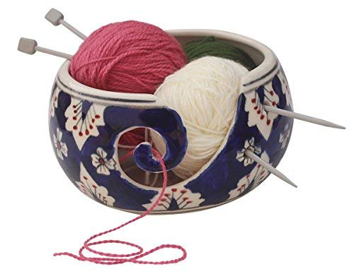 Yarn Bowl (Blue)