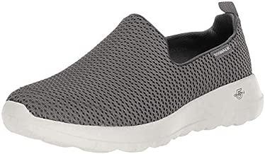 Skechers womens Go Joy Walking Shoe, Charcoal, 8 Wide US
