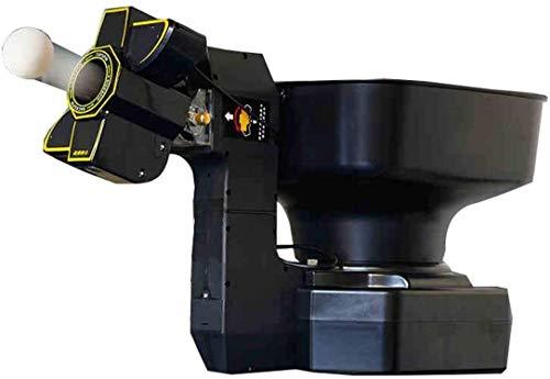 KDKDA Spins Ping Pong Ball-Maschine mit automatischem Tischtennis Maschine for die Schulung Automatische Tischtennis-Maschine Roboter Ping Pong-Maschine Wireless-Loop-Dienst mit Steuerbox Adjustable