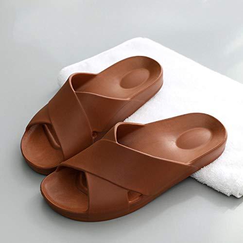 Cxypeng Zapatillas Mules Mujer,Zapatillas de baño de Masaje de Fondo Suave, con Fugas, de Secado rápido, Antideslizantes-AA_37-38,Mules para Mujer