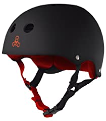 Classic skate helmet for kids, youth, and adults, with ABS outer shell and stink-free, moisture-wicking Sweat saver liner Ideal for skateboarding, roller skating, and roller derby Included Sweat saver liner attaches with hook-and-loop tape and is eas...