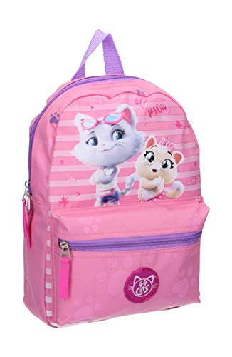 Ozabi – Mochila (equipaje, bolsos, mochilas, estuches, paraguas) 44 Cats fantasía