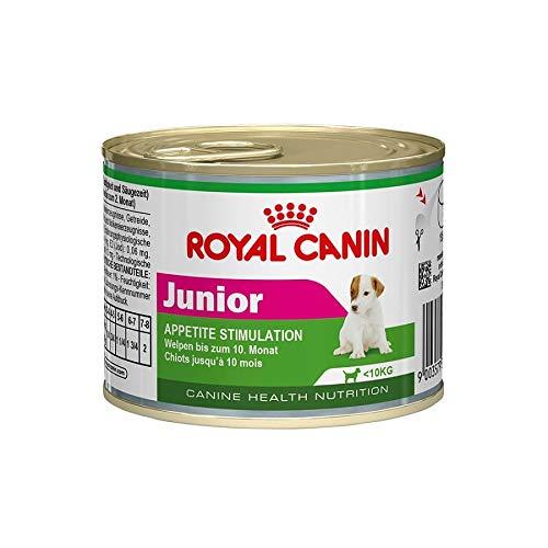 ROYAL CANIN Comida para Perros Junior Wet 12 * 195gr
