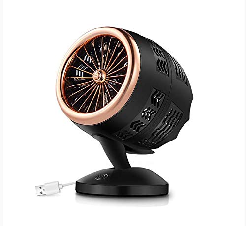 Conveniente Ventilador De Aire Acondicionado De Carga De Escritorio Mini B