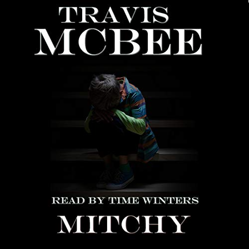 Mitchy audiobook cover art