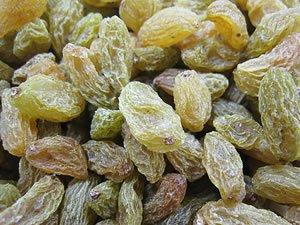 アンビカトレーディング ドライフルーツRaisin Green 乾燥ぶどう(レーズングリーン) 500g