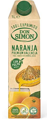 Don Simon - Zumo Naranja Exprimida con pulpa 1 L