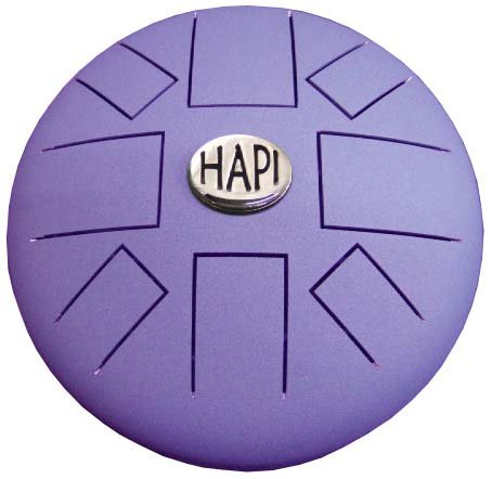 HAPI Drum ハピ・ドラム Eメジャー HAPI-E1- P:Deep Purple