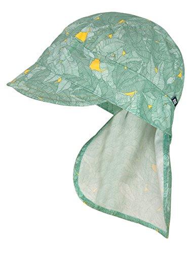 maximo Bandana mit Schild Sombrero, Multicolor (Hojas Azules y amarillentas 84), 49/51 para Bebés