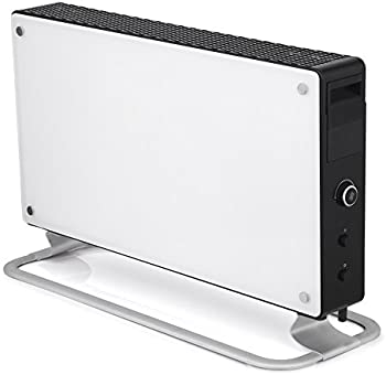 Luxury 1500W Glass Convection Portable Space Heater