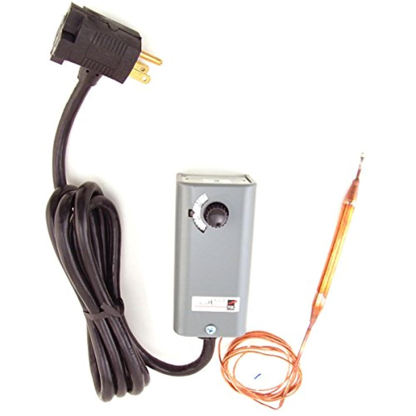 Johnson Controls A19AAT-2C Freezer Temperature Controller (D132)