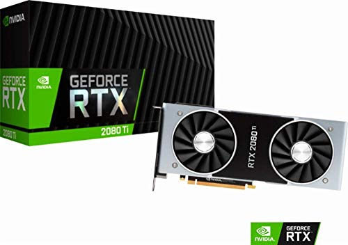 NVIDIA GEFORCE RTX 2080 Ti Fundadores...
