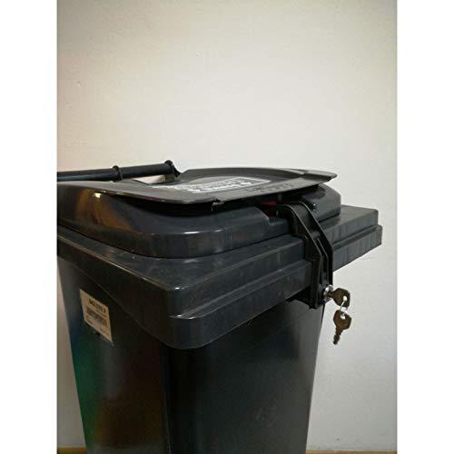 Mülltonnenverriegelung, 40-120 Liter, für Sulo, GS