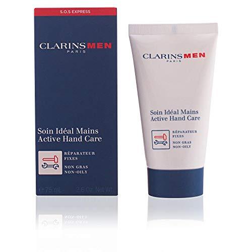 Clarins Men homme/men, Active Hand Care, 1er Pack (1 x 100 g)