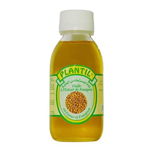 Shopizy Natürliches Bockshornklee-Öl, 60ml