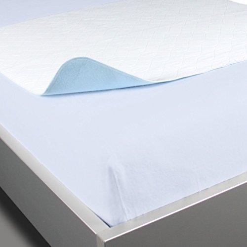 Waschbare Krankenpflegeunterlage / Mehrfach Krankenunterlage Inkontinenz Inkontinenzauflage