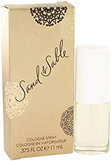 Coty Sand and Sable Cologne Spray for Women, 0.37 Ounce