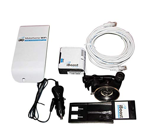 Motorhome WiFi iBoost Directional System - Campsite/Caravan WiFi...