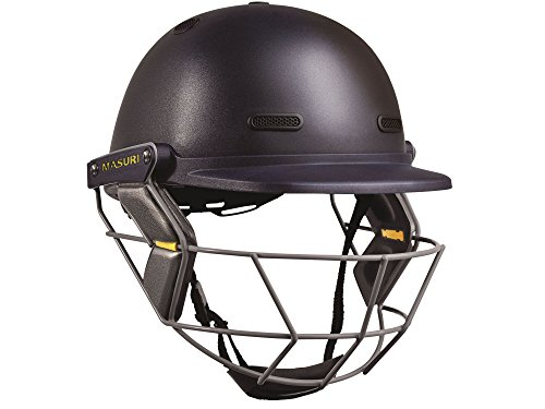 Masuri Vision Series CLUB Cricket Helm Staal Grille