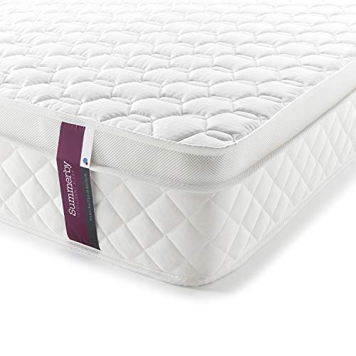 Summerby Sleep' No5. Pocket Spring and Memory Foam 'Climate Control' Mattress | King Size: 150cm x 200cm
