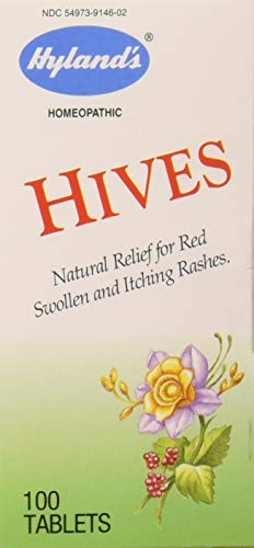 Hyland's Hives Tabs, 100 Ct