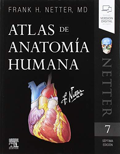 Atlas de anatomía humana - 7ª Edición
