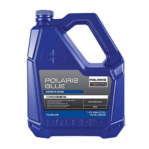 Polaris 2882202 Synthetic 2-Cycle Engine Oil NEW (replaces old 2875036)