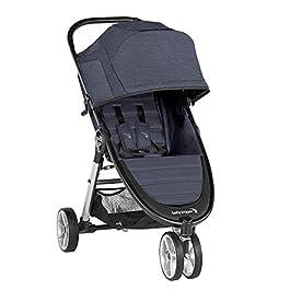 Baby Jogger City Mini 2 Stroller – 2019 | Compact, Lightweight Stroller | Quick Fold Baby Stroller, Carbon