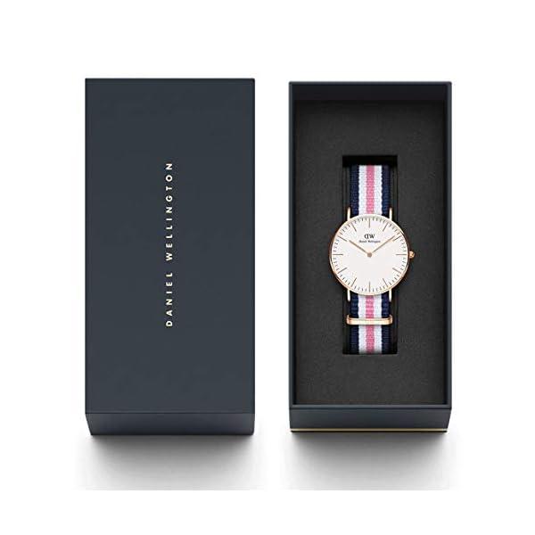 Daniel Wellington 0506DW – Reloj con correa de acero para mujer,