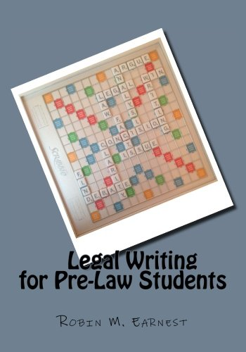 Legal Writing for Pre-Law Students